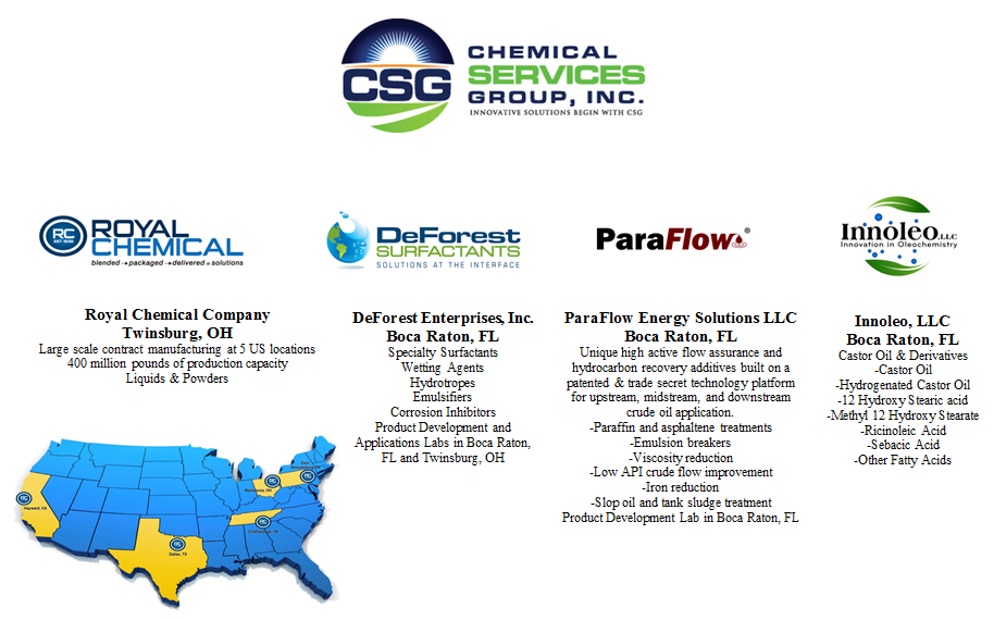 Chemical Services Group